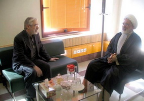 talks: mousavi & karroubi